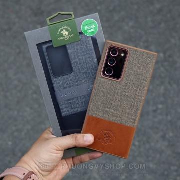 Ốp dẻo POLO Galaxy Note 20 Ultra